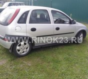 Opel Vita 2003 Хетчбэк Ленинградская