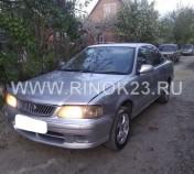 Nissan Sunny 1998 Седан Ивановская