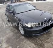 BMW 118i 2007 Хетчбэк Усть Лабинск