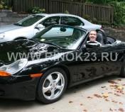 Porsche Boxster 1998 Кабриолет Темрюк