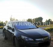 Opel Astra GTC 2012 Купе Кропоткин