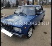 ВАЗ (LADA) 21070 2001 Седан Анастасиевская