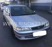 Nissan Sunny  1998 Седан Геленджик