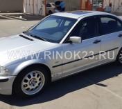 BMW 320i 1999 Седан Анапа