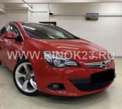 Opel Astra GTC 2013 Купе Краснодар