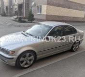BMW 318i 2003 Седан Краснодар