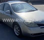 Nissan Primera 2006 Седан Краснодар