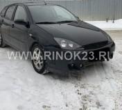 Ford Focus 2003 Хетчбэк Приморско Ахтарск