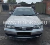 Nissan Sunny 2002 Седан Славянск на Кубани