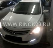 Hyundai Solaris 2015 Седан Кореновск