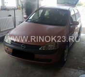 Opel Vita 2003 Хетчбэк Кореновск