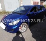 Hyundai Solaris  2012 Хетчбэк Тимашевск