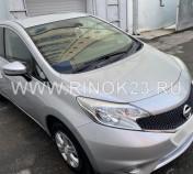 Nissan Note 2015 Хетчбэк Крымск