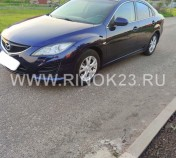 Mazda 6 2010 Седан Тимашевск