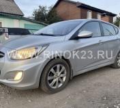 Hyundai Solaris 2012 Хетчбэк Темрюк
