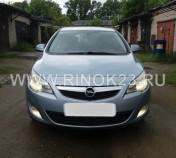 Opel Astra 2010 Хетчбэк Кропоткин
