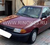 Opel Astra  1996 Хетчбэк Раевская