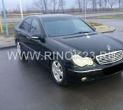 Mercedes-Benz С200 2003 Седан Раевская