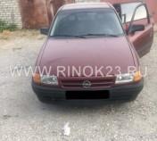 Opel Astra 1993 Хетчбэк Усть-Лабинск