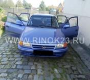 Opel Astra 1993 Хетчбэк Ейск