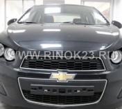 Chevrolet Aveo 2013 Седан Абинск