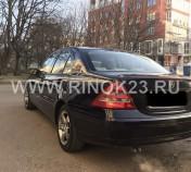 Mercedes-Benz C200 2003 Седан Новороссийск