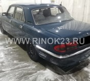 ГАЗ 31100 2000 Седан Лазаревское