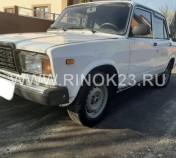 ВАЗ (LADA) 21070 2001 Седан Северская