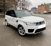 Land Rover Range Rover Sport 2019 Внедорожник Кореновск