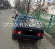 ВАЗ (LADA) 21093 1997 Хетчбэк Ивановская