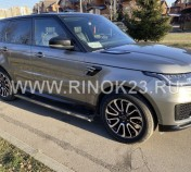 Land Rover Range Rover Sport 2019 Внедорожник Сочи
