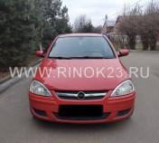 Opel Corsa 2003 Хетчбэк Сочи
