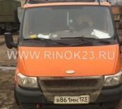Ford Transit 2003 Фургон Новокубанск