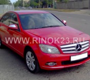 Mercedes-Benz C 200 Kompressor 2007 Седан