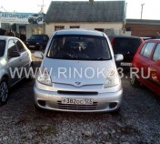 Toyota Funcargo минивэн 2004 г бензин 1.3 л АКПП Славянск-на-Кубани