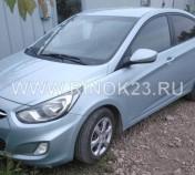 Hyundai Solaris седан 2012 бензин 1.6 л. АКПП Краснодар