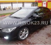 Honda Civic седан 2006 г. бензин 1.8 л МКПП черный металлик Славянске-На-Кубани