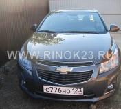 Chevrolet Cruze 2012 Седан Краснодар