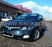 Honda Civic седан 2008 г. бензин 1.8 л АКПП