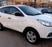 Hyundai ix35 4WD кроссовер 2012 г. бензин 2.0 л МКПП Краснодар