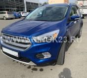 Ford kyga 2018 Кроссовер краснодар