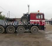 MAN 41-502 1986 Седельный тягач Крымск
