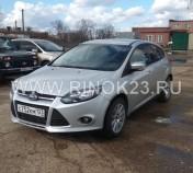 Ford Focus 2012 Хетчбэк Краснодар