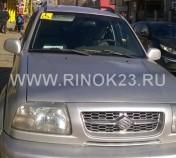 Suzuki Grand Vitara 1999 г. внедорожник бензин 2.5 л. АКПП Краснодар