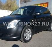 Suzuki Swift 2008 Хетчбэк Краснодар