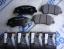 Тормозные колодки передние на Kia Rio 4/Киа Рио 4 Hyundai Solaris/Хундай Солярис