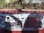 Б/у панель радиатора (телевизор) на Nissan March