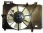 Диффузор радиатора в сборе MAZDA DEMIO 07-