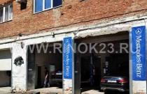 Ремонт Мерседес в Краснодаре СТО Mercedes на Старокубанской