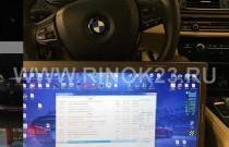 Revision Car коррекция пробега БМВ